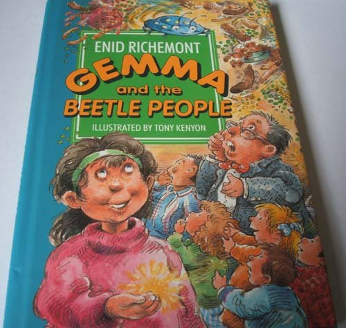 9780744524536: Gemma And The Beetle People (Sprinters)