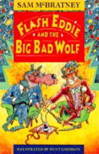 9780744524918: Flash Eddie and the Big Bad Wolf (Racers)