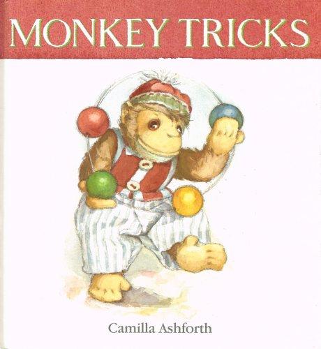 9780744525236: Monkey Tricks