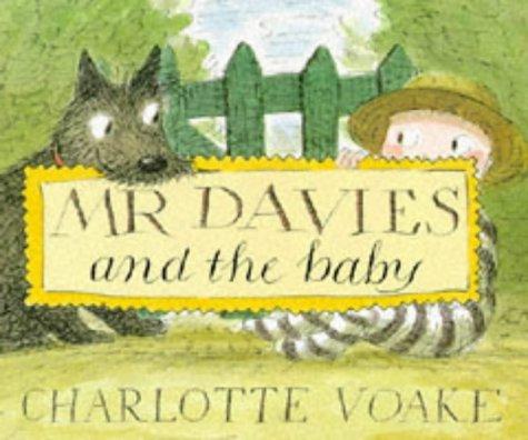 mr. davies and the baby: voake, charlotte