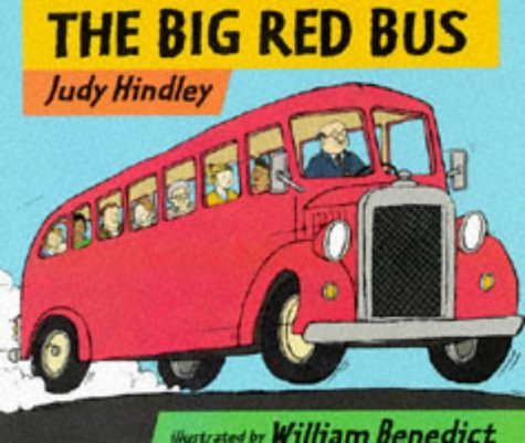 9780744525328: the big red bus