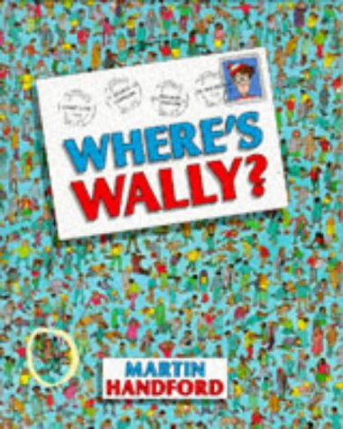 Where's Wally?: Handford, Martin