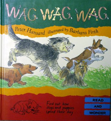 9780744525502: Wag Wag Wag (Read & Wonder)