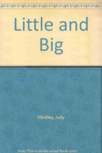 Little and Big (9780744528152) by Judy Hindley; Nick Sharratt