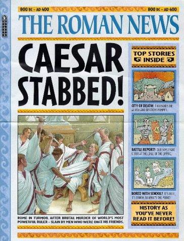 9780744528756: THE ROMAN NEWS:
