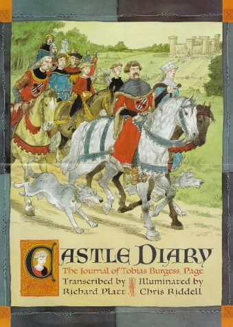 9780744528800: Castle Diary