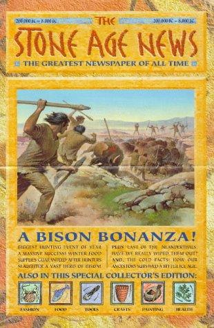 9780744528992: Stone Age News (The History News)