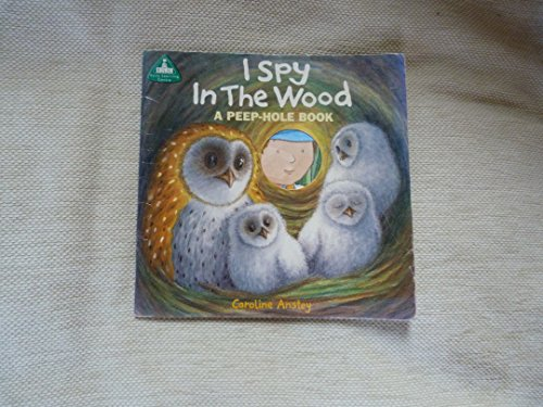 9780744529555: I Spy in the Woods Elc