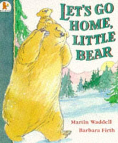 9780744531695: Let's Go Home, Little Bear