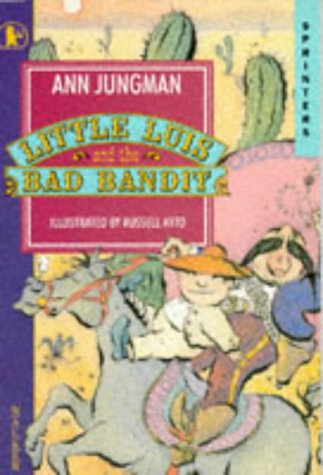 9780744531893: Little Luis And The Bad Bandit (Sprinters)