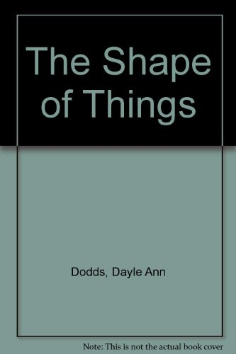 9780744532517: The Shape of Things