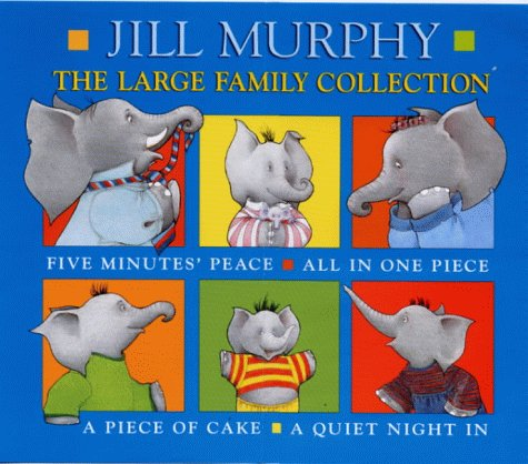 9780744532609: The Large Family Collection:
