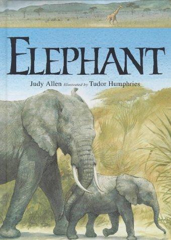 9780744532951: Elephant (Animals at Risk)