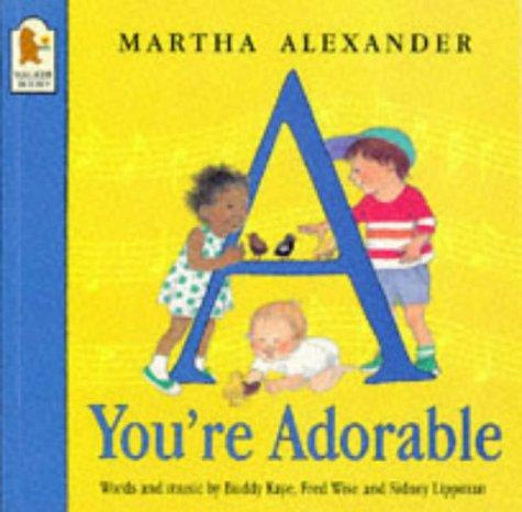 9780744536232: A. You're Adorable