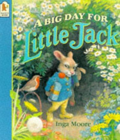 9780744536263: A Big Day for Little Jack (Little Jack Rabbit)
