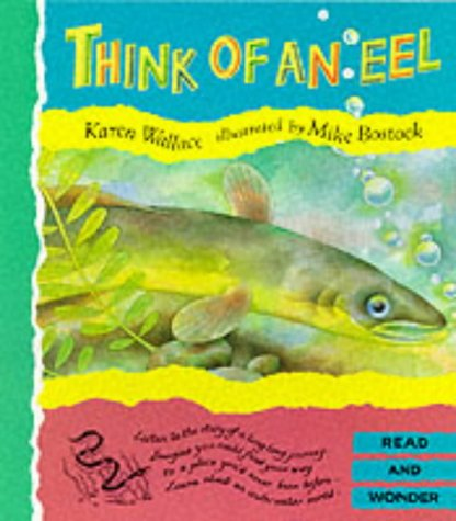 9780744536393: Think of an Eel (Read & Wonder)
