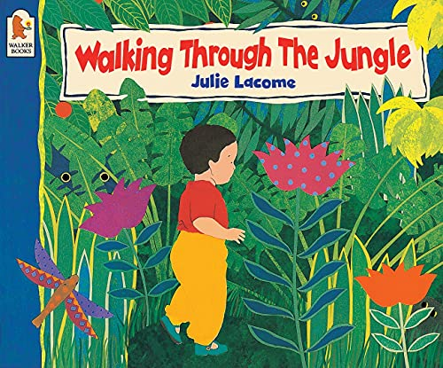 9780744536430: Walking Through the Jungle