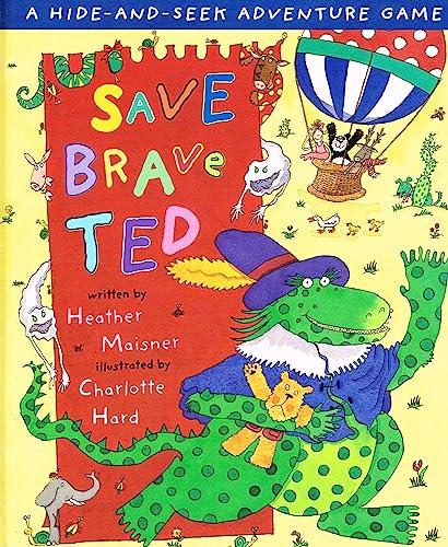 Save Brave Ted: C. Hard Heather Maisner