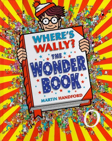 9780744537499: Where's Wally?: The Wonder Book