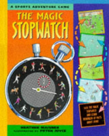 9780744537529: The Magic Stopwatch (Gamebook)