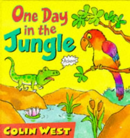 9780744537666: One Day in the Jungle