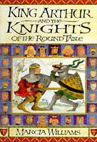9780744537697: King Arthur and the Knights of the Round Table