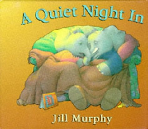 9780744537963: A Quiet Night in (The Large Family)