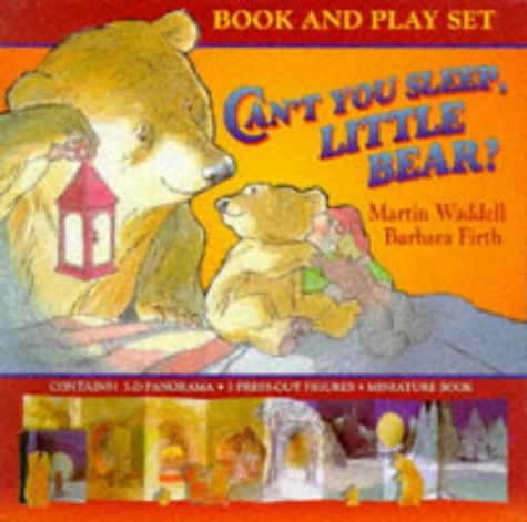 9780744537987: Can't You Sleep, Little Bear? (Book and Play Set)