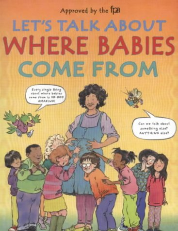 9780744540840: Let's Talk About Where Babies Come From