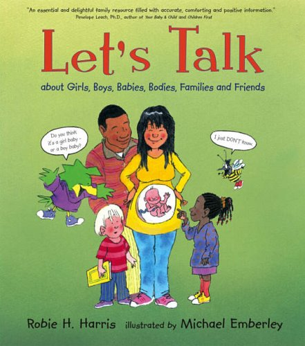 9780744540857: Let's Talk:About Girls,Boys,Babies,Bodie