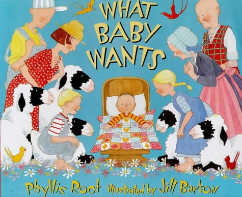 9780744540901: What Baby Wants