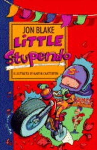 Little Stupendo: Blake, Jon