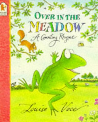 9780744543131: Over in the Meadow: A Counting Rhyme
