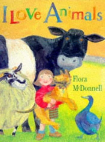 9780744543469: I Love Animals