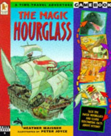 9780744543650: Magic Hourglass (A Time-travel Adventure Gamebook)