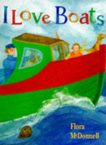 9780744543735: I Love Boats