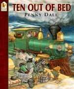 Ten Out of Bed (0744543835) by Ms. Penny Dale