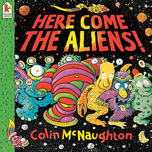 9780744543940: Here Come the Aliens!