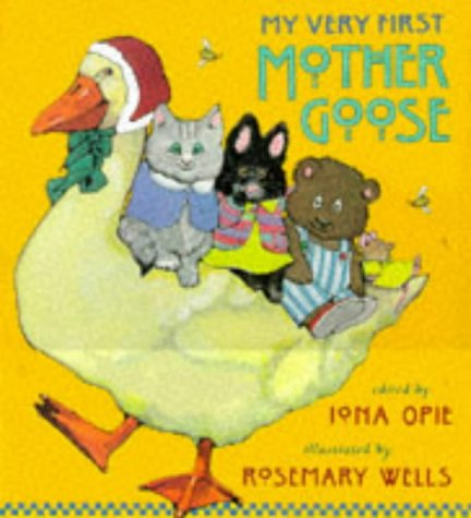9780744544008: My Very First Mother Goose