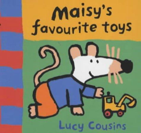 9780744544107: Maisy's Favourite Toys