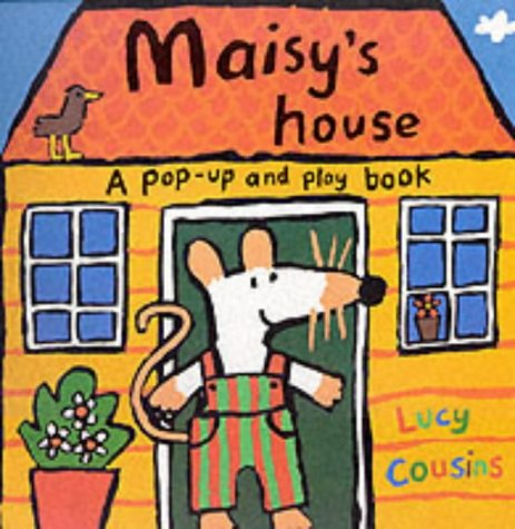 9780744544121: Maisy's House: A Pop-up and Play Book