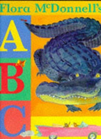 9780744544138: Flora Mcdonnell's ABC