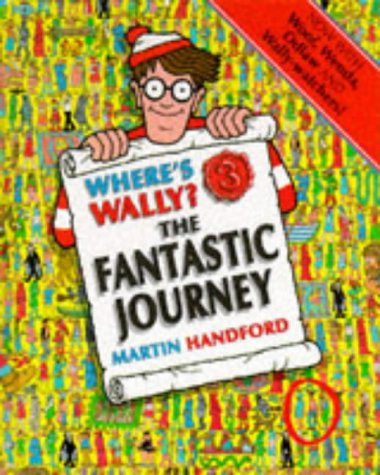 9780744544435: Where's Wally? Fantastic Journey Mini