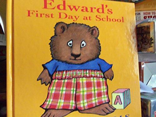 9780744544862: Edward's First Day At School (Edward the Unready)