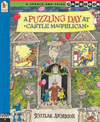 9780744547009: A Puzzling Day at Castle Macpelican
