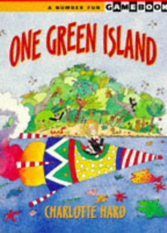 9780744547078: One Green Island (A Number Fun Gamebook)