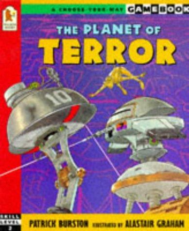 9780744547153: The Planet of Terror (Walker Gamebooks Skill Level 2)