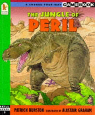9780744547177: The Jungle of Peril (Walker Gamebooks Skill Level 2)