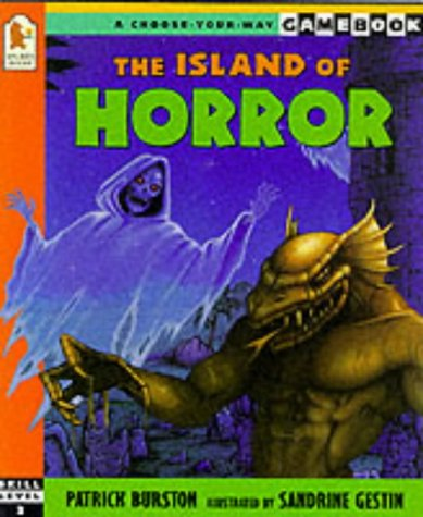 9780744547245: The Island of Horror (A Choose-your-way Gamebook)