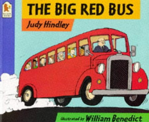 9780744547580: The Big Red Bus